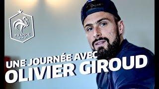 Equipe de France, Euro 2016: Une journée avec Olivier Giroud à Clairefontaine I FFF 2016 thumbnail