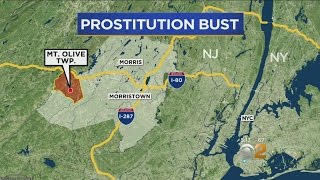 Suburban Prostitution In New Jersey