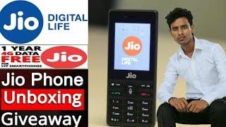 Jio keypad phones Unboxing in (Hindi) {Anroid triks in hindi}
