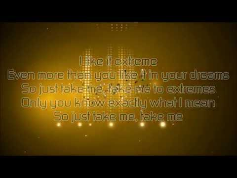 Bassjackers & KSHMR featuring. Sidnie Tipton - Extreme (Lyrics)