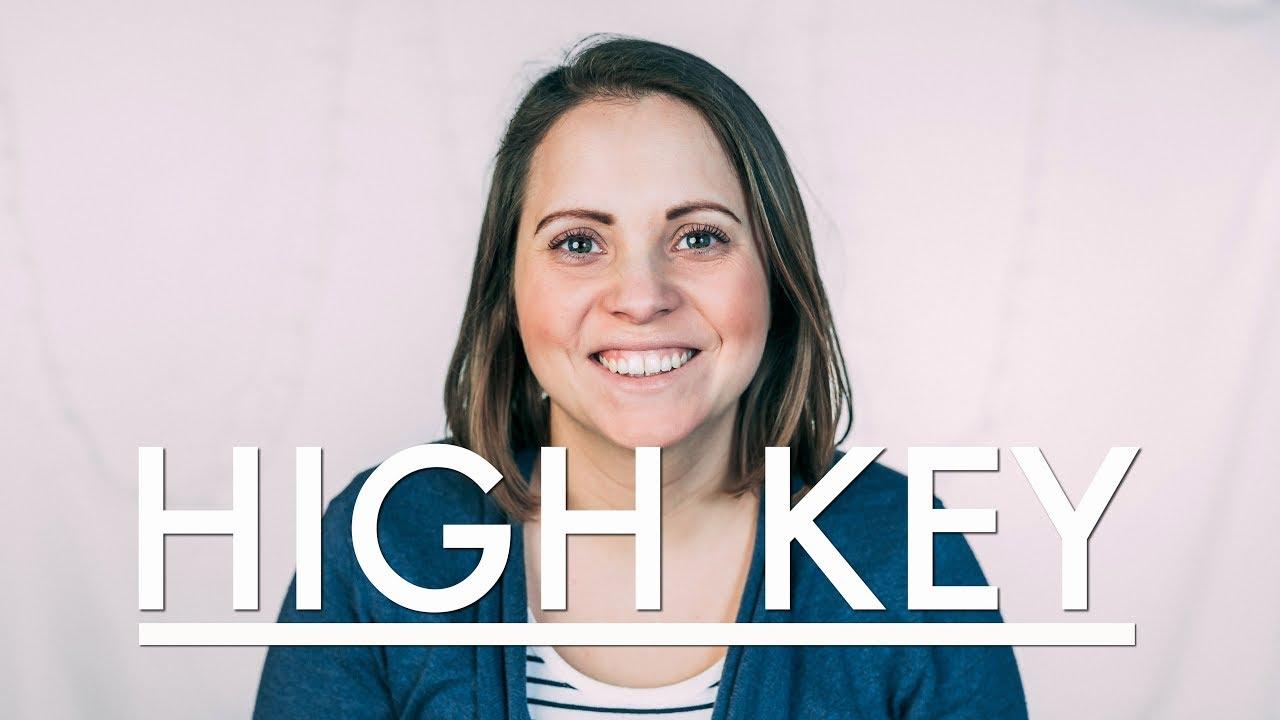 How To Light High Key Video | Lighting, Exposure & Grading