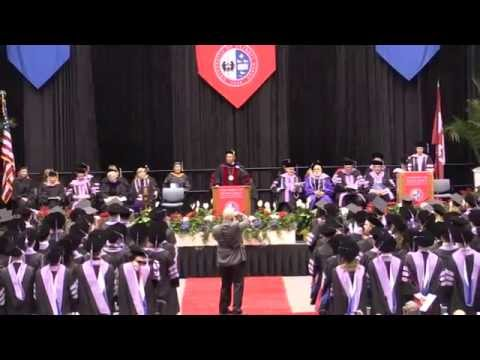 School of Dentistry 2015 Commencement