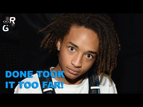 Jaden Smith Not Only Wants To Remove His Penis but..