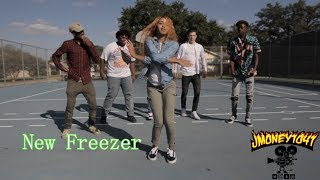Rich The Kid ft. Kendrick Lamar - New Freezer (Dance Video) shot by @Jmoney1041