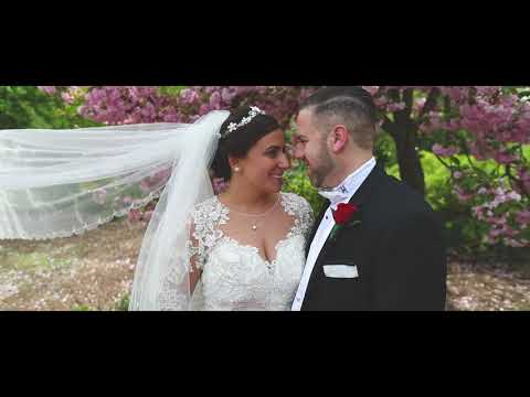 Amanda & Mike Wedding Video: Highlight - Nanina's In The Park, Belleville, NJ