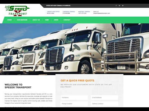 SpeedX Transport Inc. Named Best Cargo Transport Company | US/Canada