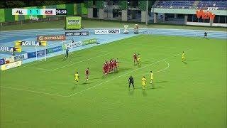 Alianza Petrolera vs  América (2-2) | Liga Aguila 2018-II | Fecha 7