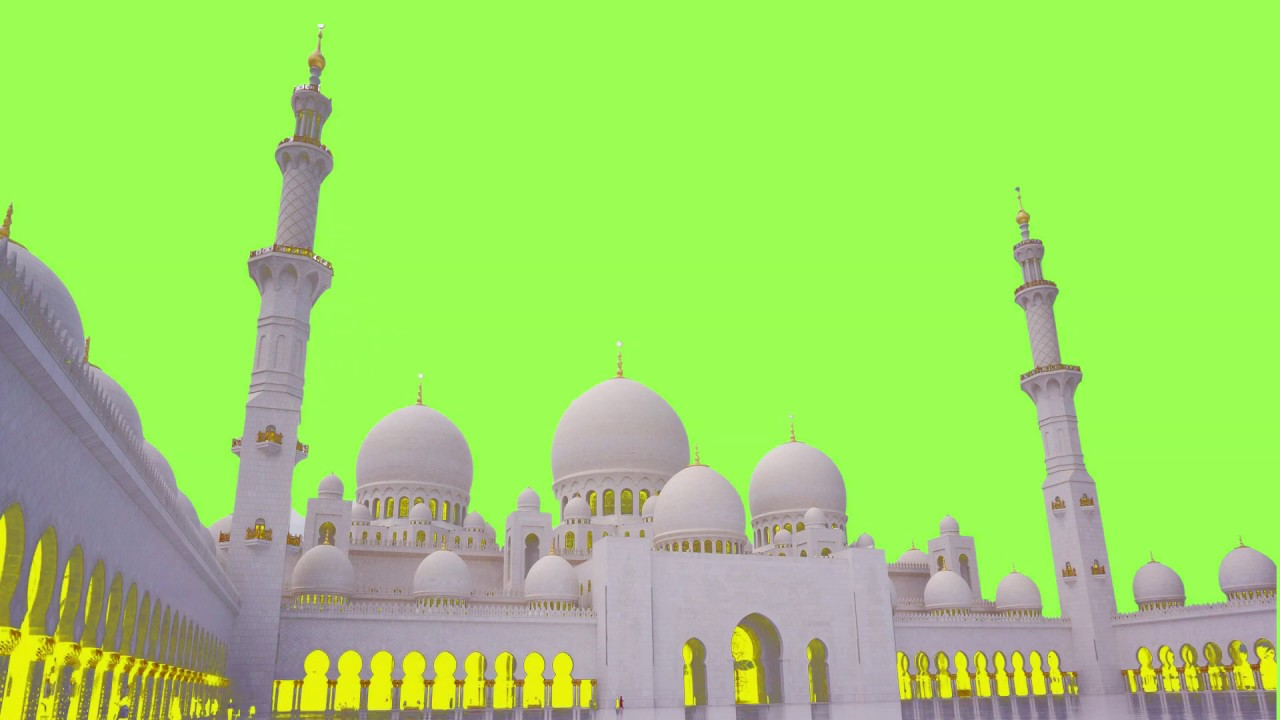 free masjid background islamic green screen full hd 1 mosque green screen no copyrith youtube free masjid background islamic green screen full hd 1 mosque green screen no copyrith