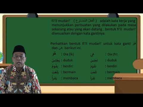 Video Pembelajaran Kelas 4 Mata Pelajaran Bahasa Arab Bab…