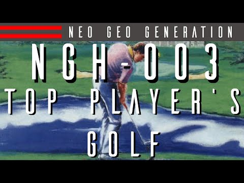 NGH-003: Top Player's Golf - Every Neo Geo Game Reviewed