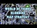 World of Tanks: Klondike Map Strategy