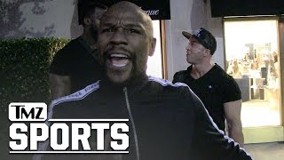 Floyd Mayweather Doesn't 'Give a F***' About Pacquiao Anymore | TMZ Sports