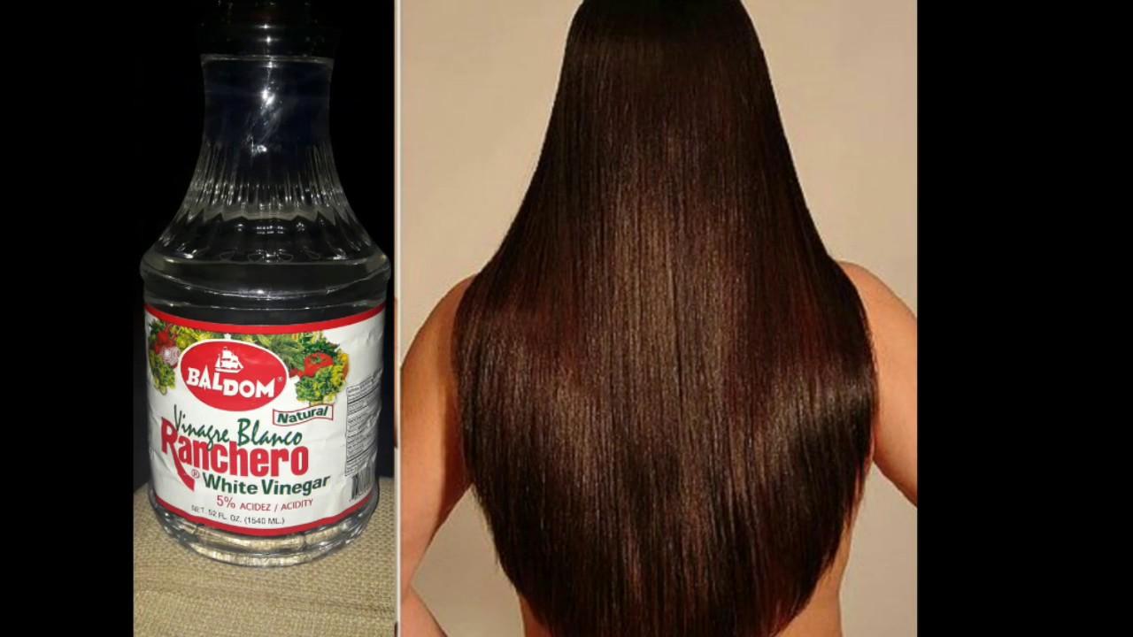 qué beneficios tiene el vinagre de manzana para el cabello