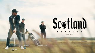 Best Hotel and Golf Course in Scotland? │ Scotland Diaries Episode 5