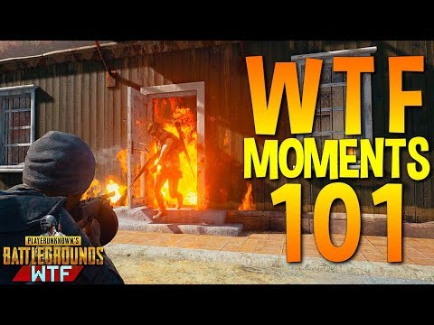 PUBG WTF Funny Moments Highlights Ep 101 (playerunknown's battlegrounds Plays)