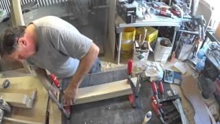 Woodworking Cabriole  Queen Ann Leg Part 1