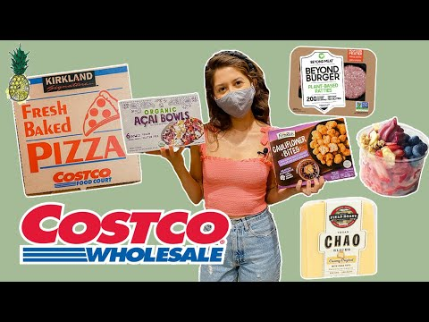 Costco Vegan Items to Look Out For 😱 *so many options*