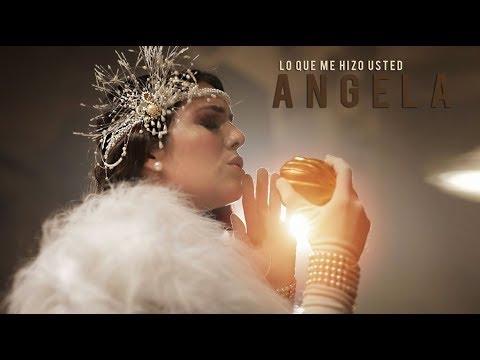 Angela Leiva - Lo Que Me Hizo Usted (Video Oficial) | Cumbia