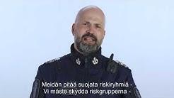 Poliisi: #virtuaalivappu