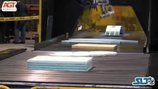 Robotic Painting System for Multiple Part Variations  AGT Robotics Self-Learning Technology (SLT)