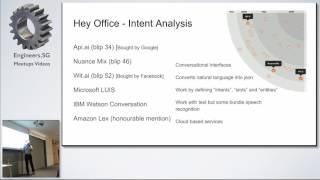 """Hey Office"", Voice Assistant & Platforms - ThoughtWorks Talks Tech"