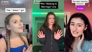 Thank you in advance, I don't wanna dance | Meghan Trainor - NO | tik tok compilation