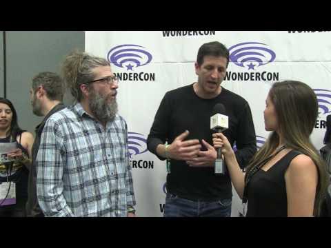 David Guarascio & Doug Robinson - Wondercon 2017