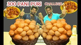 world record of pani puri eating challenge