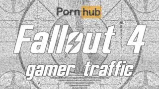 Gaming WTF - FALLOUT 4's release tanks Porn Hub's traffic (Mundane Matt)