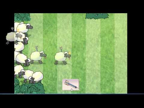 Sheep Dash Reaction Time Test