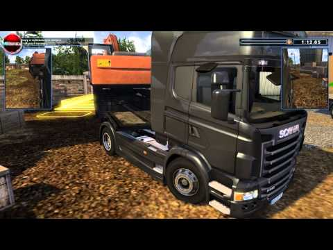 Trucks & Trailers PC Gameplay | HD |