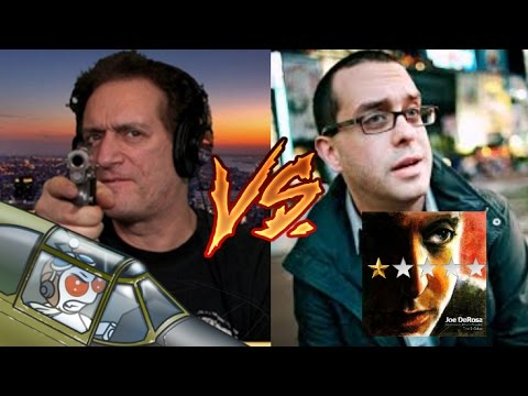 A Complete Guide to the Anthony Cumia vs. Joe DeRosa Fallout (2015)