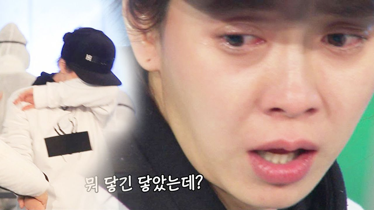 Song Ji Hyo bursts into tears during 'bravery test' on 'Running Man