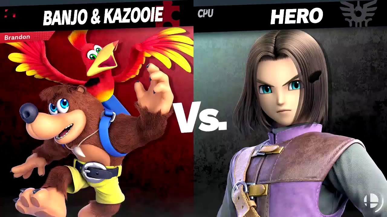 (Stream VOD) Banjo and Kazooie join the fight