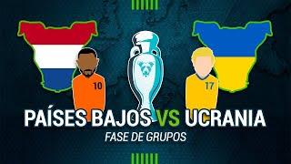 MISTER UNDERDOG 68: PAÍSES BAJOS 3-2 UCRANIA | EUROCOPA 2021