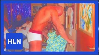 Stripper at nursing home: Elder abuse?