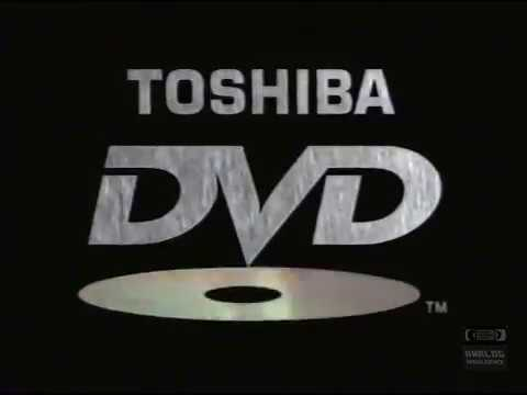 Toshiba DVD | Television Commercial | 1997