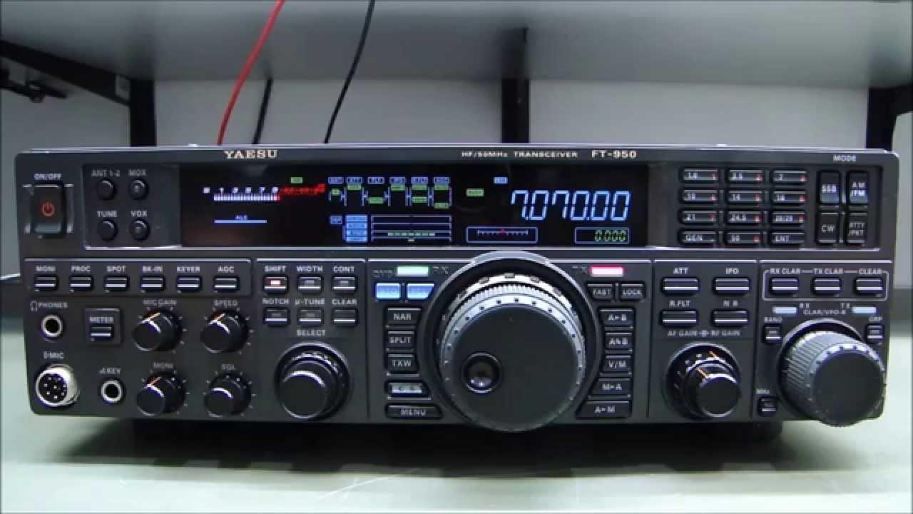 ALPHA TELECOM: YAESU FT-950 PROCESSADOR DANIFICADO + ALINHAMENTO e REVISÃO