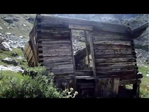 Mayflower Gulch Mine Ruins