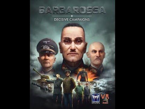 Decisive Campaigns Barbarossa |