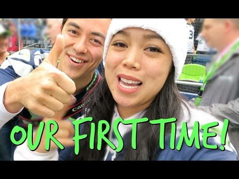 OUR VERY FIRST TIME!!! - October 16, 2016 -  ItsJudysLife Vlogs