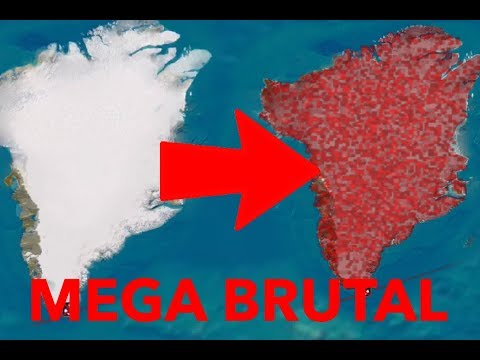 HOW TO INFECT GREENLAND WITH LAND BORDERS SHUT (ON MEGA BRUTAL