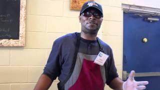 Meet the Chef of Lunch Break, Red Bank NJ