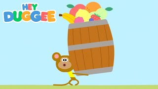 The Jam Badge -  Hey Duggee Series 1 - Hey Duggee