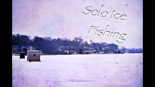 Solo Ice Fishing 2021 Ep. 1