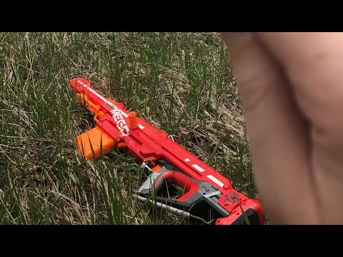 Hunting Deer With Nerf Guns For Mother's Day Because Reasons. Redneck Nerf!