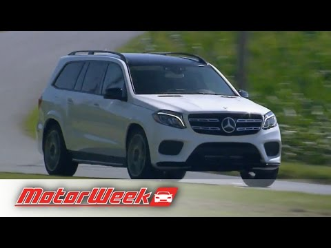 Road Test: 2017 Mercedes-Benz GLS - Luxury Box