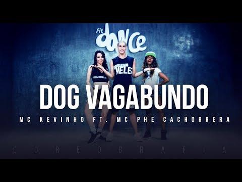 Dog Vagabundo - MC Kevinho ft. MC Phe Cachorrera (Coreografia) FitDance TV