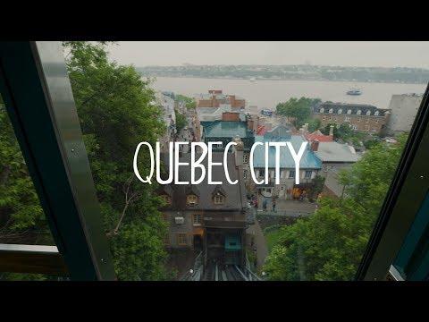 QUEBEC CITY:  Toronto To French Canada | Ep. 12