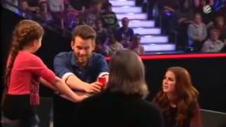 The voice kids Germany 2014 Larissa _Cups Vietsub thumbnail